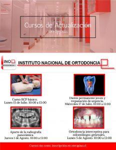 cursos odontólogos